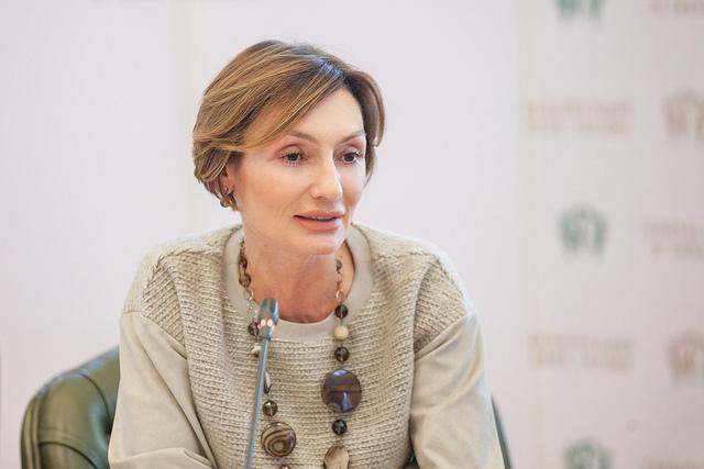 Катерина Рожкова, фото: НБУ