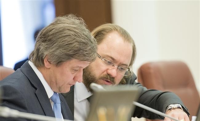 Министр финансов Александр Данилюк, фото: Лига