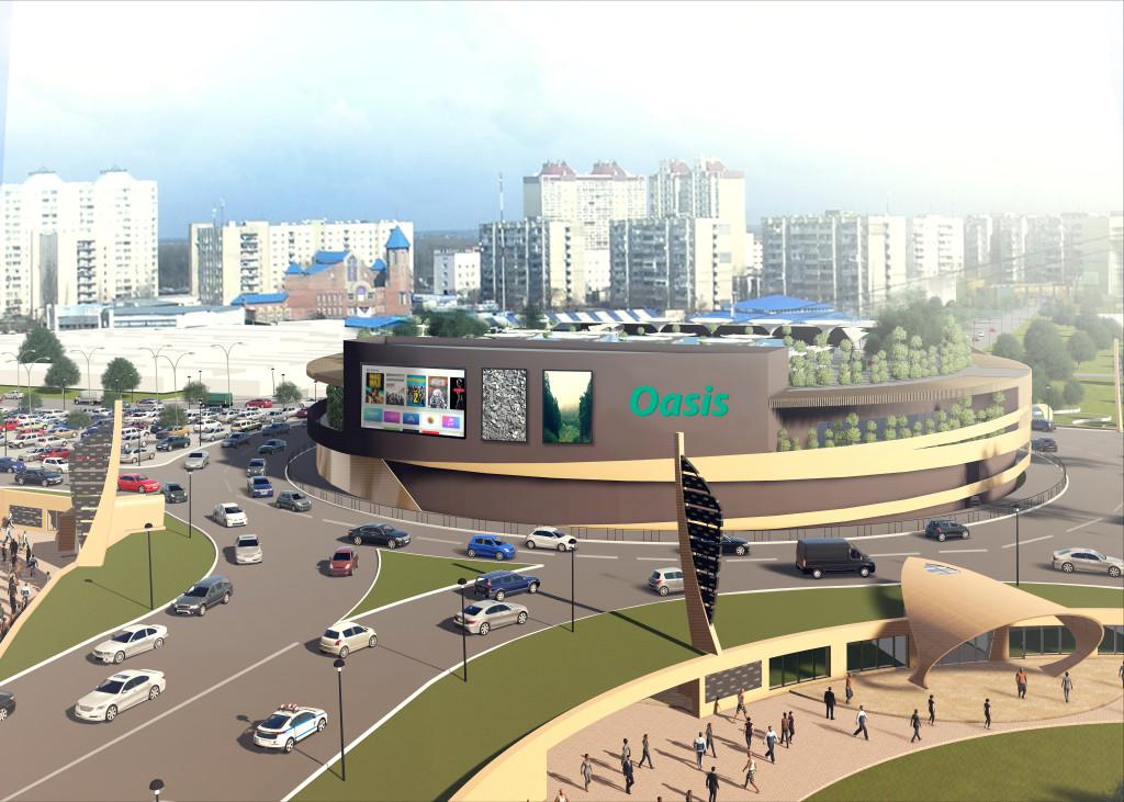 В КГГА обещают проверить строительство у метро Героев Днепра