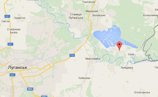 На Луганщине пятеро военных погибли от взрывного устройства