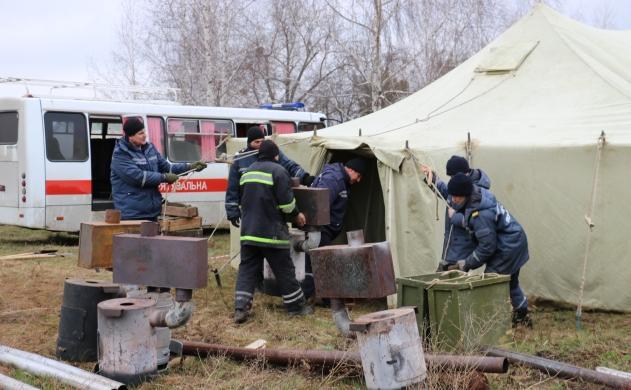 ГСЧС: Балаклею иприлегающие села очистили отвзрывоопасных предметов