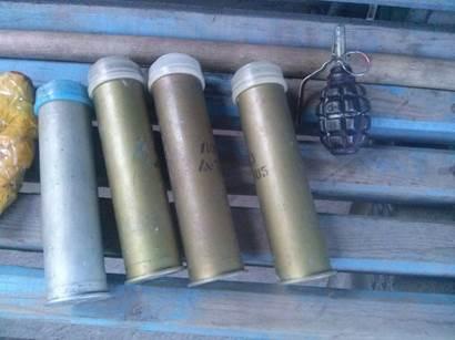 У Чернігові СБУ розкрила схему поставок зброї із зони АТО: відео