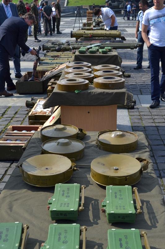 СБУ предоставила доказательства причастности России к терроризму