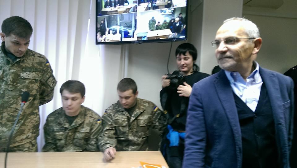 На суде по делу российских ГРУшников допросили Савика Шустера