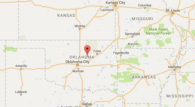 В городе США с крупным нефтехабом произошло землетрясение