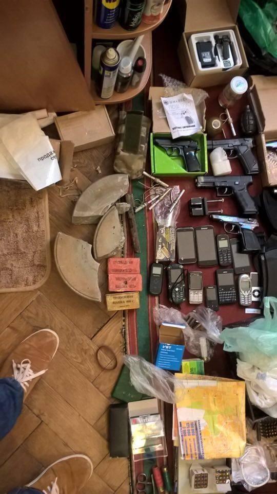 Во Львове за подготовку теракта осудили членов добробата ОУН