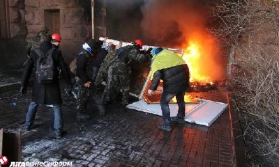 Евромайдан, день 89-й: обновляется