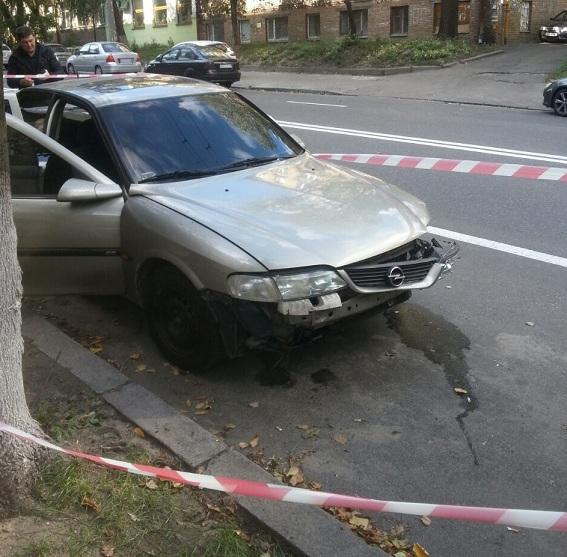 Стрельба в Киеве: пострадавшие оказались гражданами Киргизстана