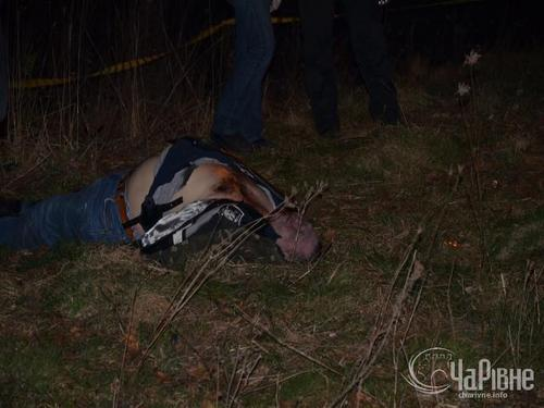 В Ровно убили активиста Правого сектора Сашка Билого
