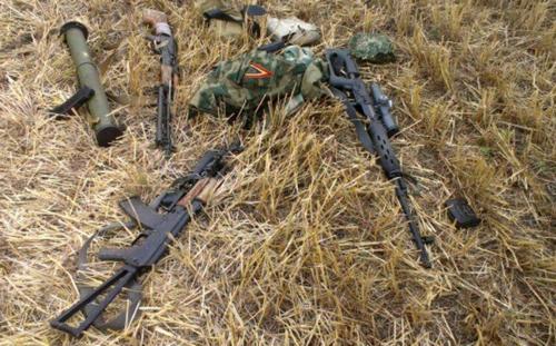 Луганские пограничники нашли точку боевиков для ведения огня