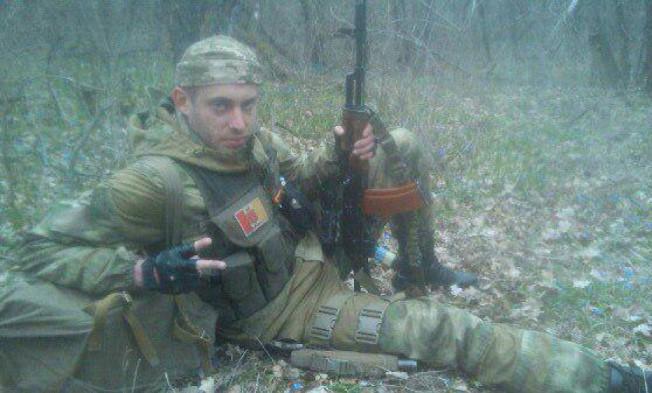 Взоне АТО умер украинский разведчик