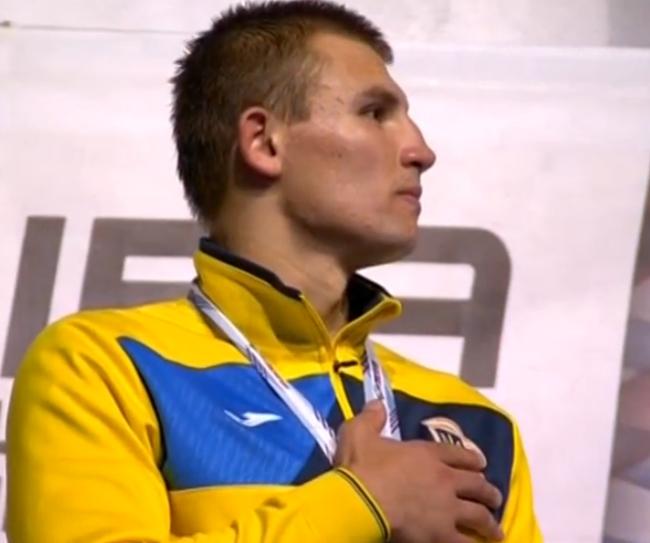 Очередной украинский спортсмен Александр Хижняк стал чемпионом мира побоксу