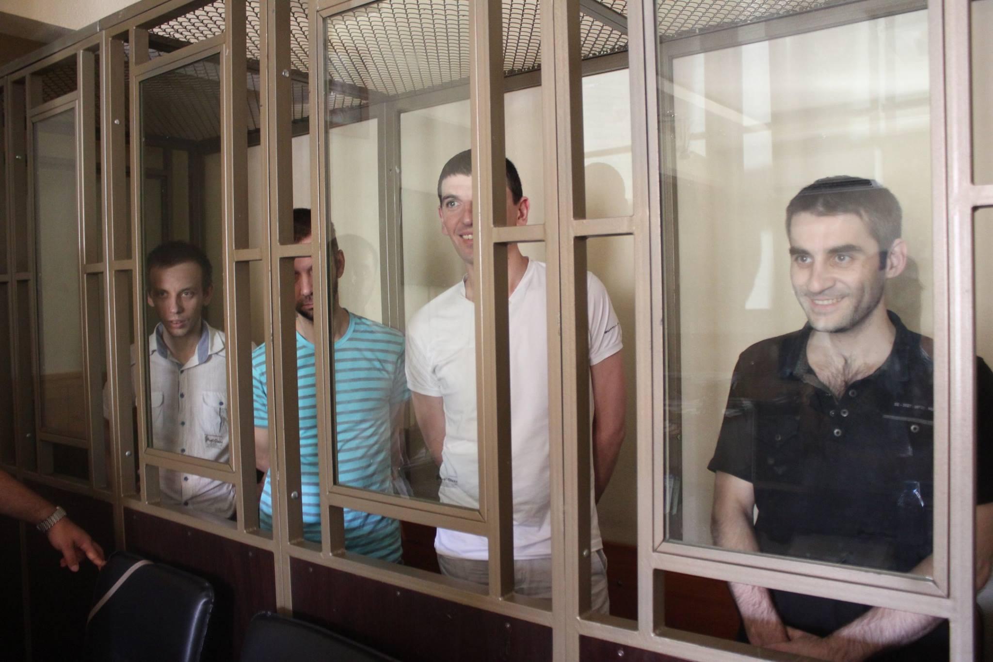 "Дело Хизб ут-Тахрир: ""Это не ребят судят, а весь народ"""