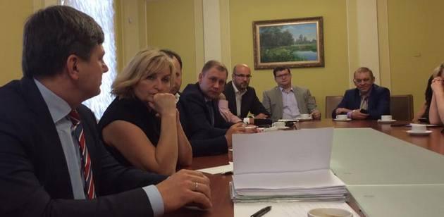 Геращенко роз'яснила філософію законопроекту про АТО і деокупацію