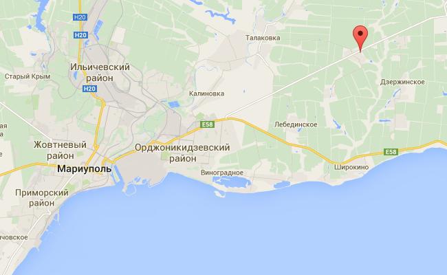 Мобильные группы АТО уничтожили позицию боевиков под Мариуполем
