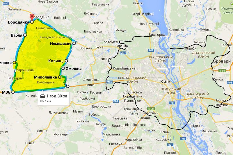 Суд оставил окружению Януковича свыше 30 тыс га охотничьих угодий