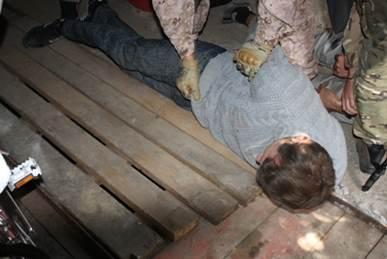 СБУ задержала граждан, готовивших теракт в Одессе