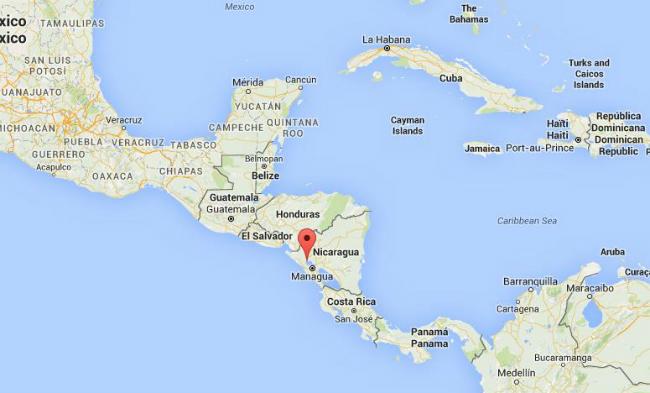 В Никарагуа впервые за 110 лет проснулся вулкан Момотомбо: видео