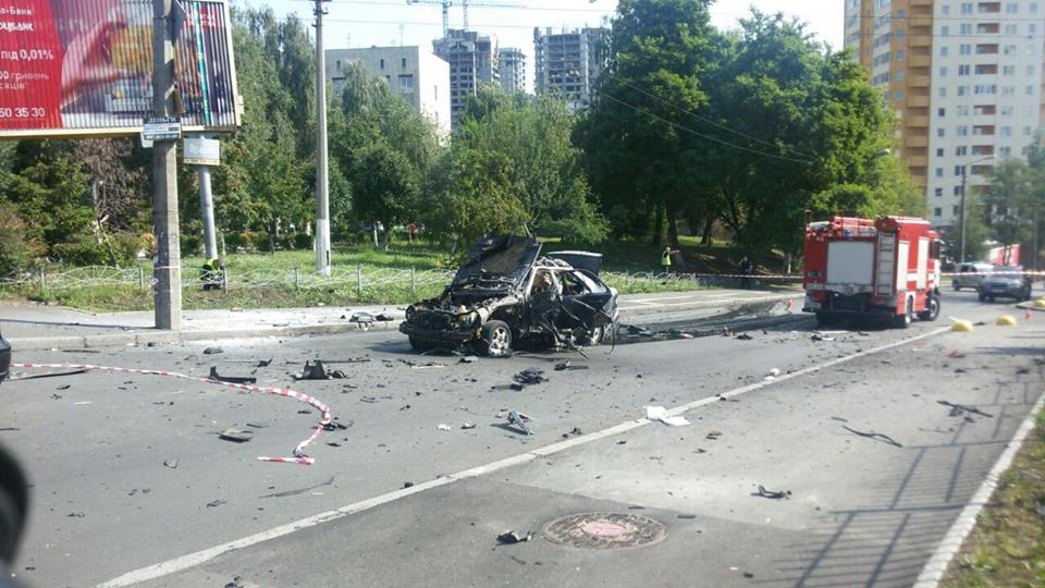 Вбивство командира спецназу в Києві: всі подробиці