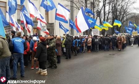 Евромайдан, день 57-й: хроника