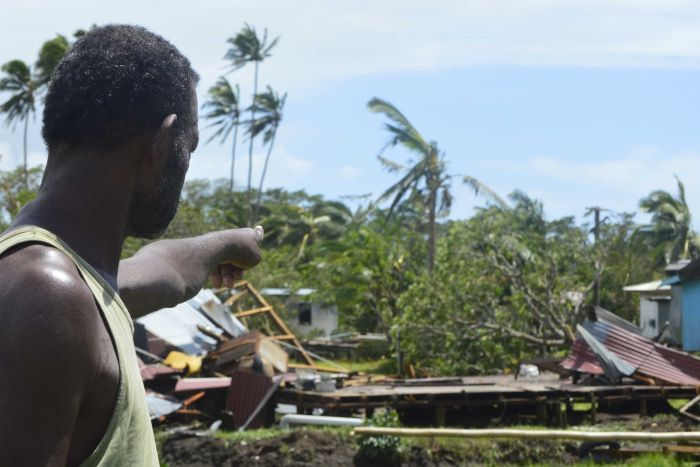 Тропический циклон на Фиджи унес жизни 29 человек: фото