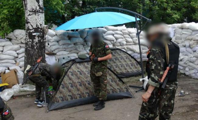 Четыре боевика ДНР вернулись в Мариуполь и сдались милиции