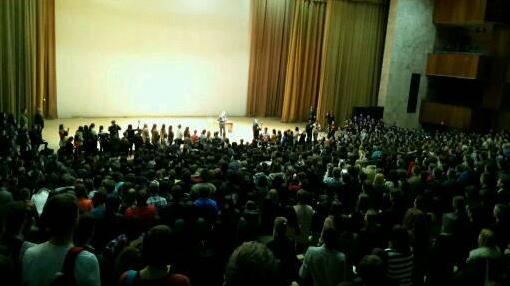 Мир, где человек свободен. 10 тезисов лекции Святослава Вакарчука