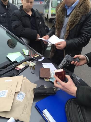 На Кировоградщине задержан один из руководителей ГПтС: видео