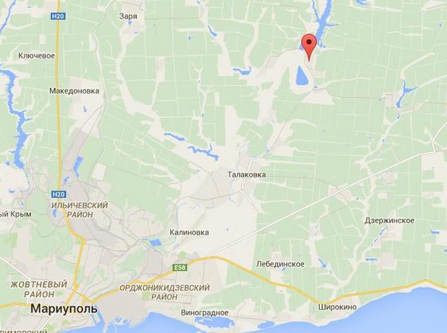На юге зоны АТО возобновились обстрелы украинских силовиков