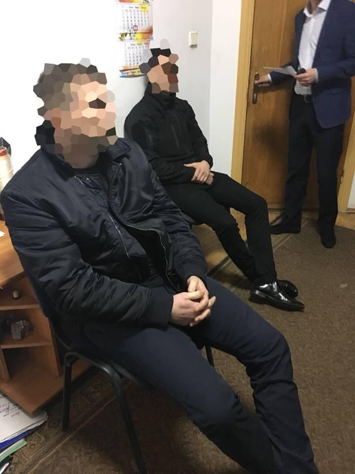 Под Тернополем по подозрению в вымогательстве задержан адвокат
