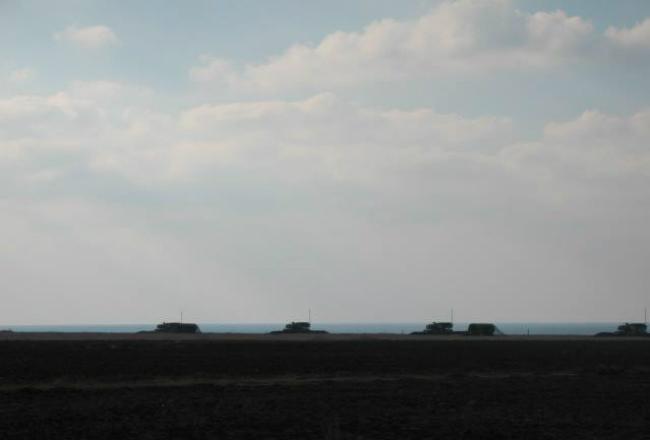 ВХерсонской области начались тестирования зенитных ракет