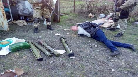 В Одессе СБУ задержала пятерых диверсантов ЛНР: фото