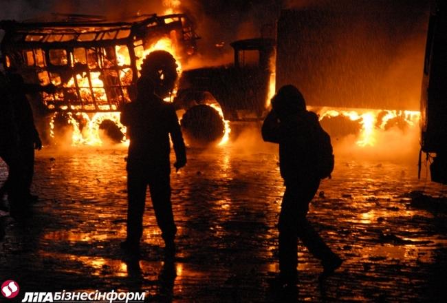 Правый сектор. Как и почему взорвался Майдан