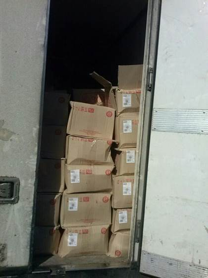 В Донбассе СБУ перехватила контрабандных товаров на 660 тыс грн