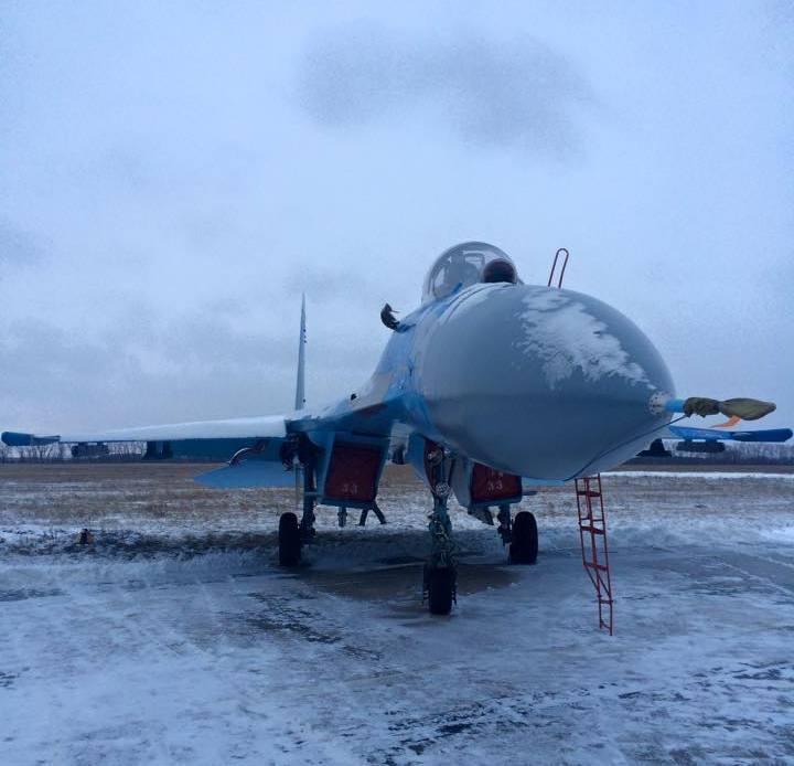Сегодня украинским военным передадут истребители МиГ и Су