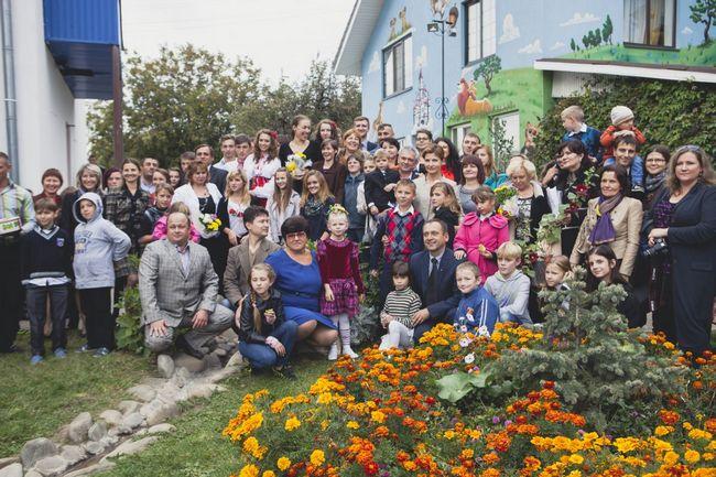 Тигов посетил центр социально-психологической помощи Отчий Дом