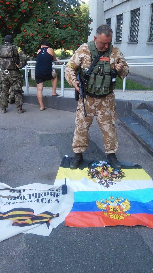Силы АТО прорываются к границе и в Алчевск