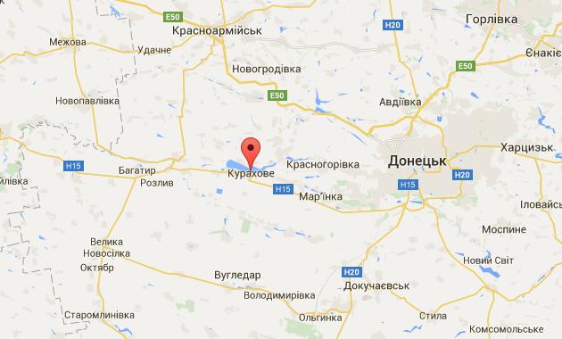 Гибридная армия РФ снова применила реактивную артиллерию