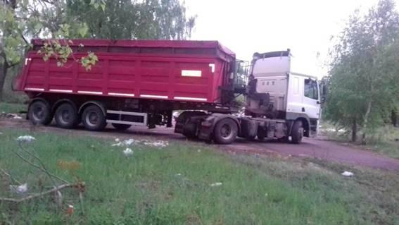 Львовский мусор нашли в бывшем детском лагере под Киевом: фото