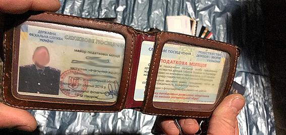 Полиция: Херсонский фискал требовал от главы ЧП $4,5 тыс взятки