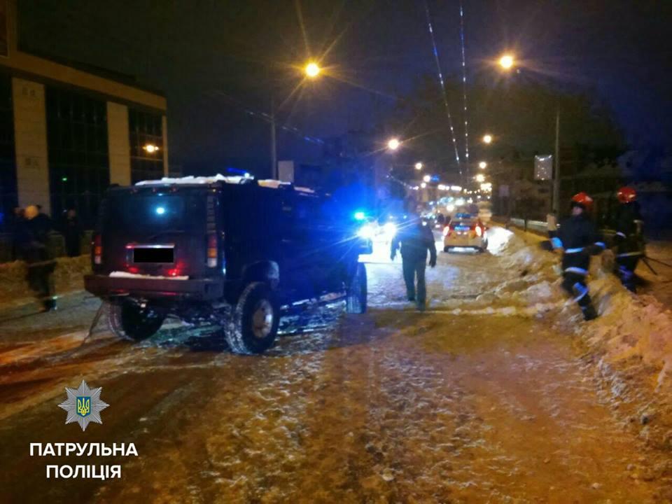 ВРовно пьяные подростки украли авто иустроили ДТП