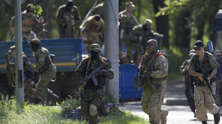 Антитеррор: силовики активно уничтожают боевиков в Донбассе
