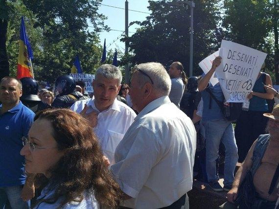 В Молдове изменили избирательную систему: оппозиция протестует