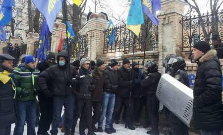 Евромайдан, день 30-й: хроника