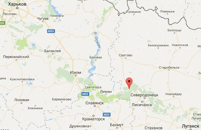 Порошенко приехал в Харьков, позже отправится в Луганскую область