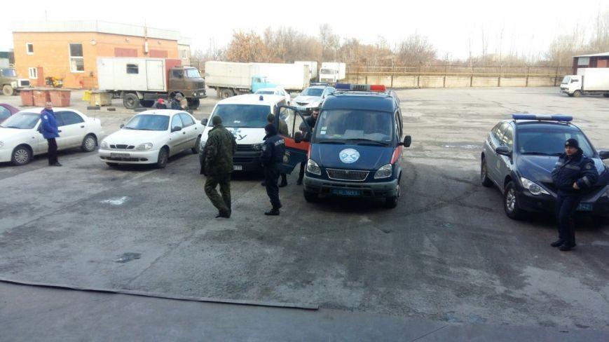 В Днепропетровске прогремел взрыв на Новой почте: один погибший