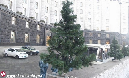 Евромайдан, день 33-й: хроника