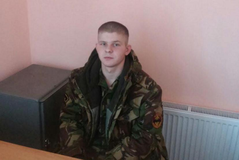 Пограничники обнародовали фото и видео с задержанными военными РФ