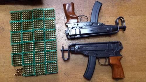 В Киеве разоблачили банду, поставлявшую оружие боевикам на восток