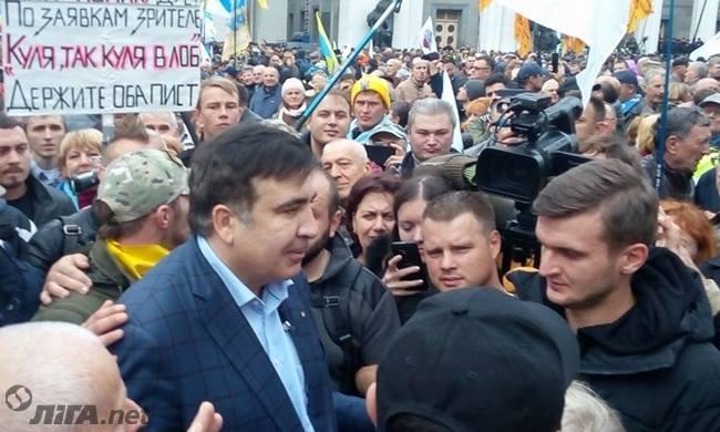 Протестующие пригрозили блокадой Рады: Парубий собирает совещание